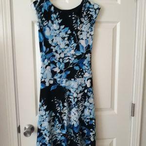 Fun blue dress